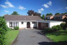 3 bedroom Bungalow in Mendip Close...