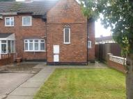 3 bed house in Stanton Road...