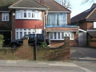 4 bed semi detached property in Eversley Park Road...