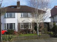 3 bedroom semi detached home for sale in Chestnut Close, Oakwood...