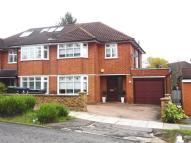 3 bedroom semi detached home for sale in Lowther Drive, Oakwood...