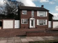 Detached property in South Lodge Drive...