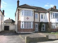 Westpole Avenue semi detached property for sale