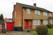 4 bed semi detached house in Mansfield Avenue...