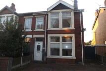 3 bed house in Preston Road...