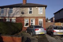 2 bed semi detached property in Pennington Road, LEIGH...