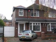 4 bedroom semi detached home to rent in Brinkburn Avenue...