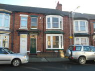 Terraced property in Clifton Road, Darlington...