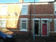 Terraced house in Edward Street...