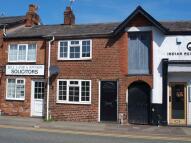 2 bed Terraced house in High Street, Weaverham...