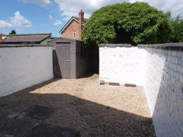 Walled Yard