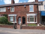 3 bed Terraced house in Chester Road, Hartford...
