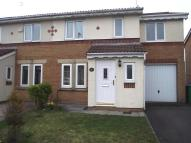 semi detached home in 65 Hazelhurst Drive...