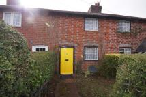 Cottage to rent in Horndean
