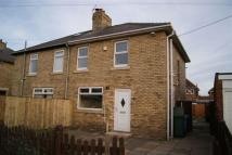 2 bedroom semi detached home to rent in The Crescent, Seghill...