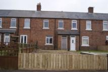 Terraced house in North View, Cambois...