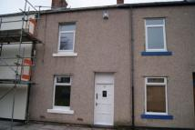 Terraced property in Delaval Terrace, Blyth