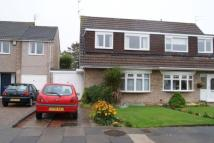 3 bed semi detached home in Osprey Drive, Blyth