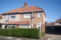 2 bedroom semi detached property to rent in Princes Gardens, Blyth