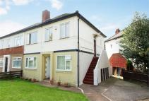 Flat to rent in Crossmead Avenue...