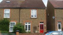 2 bedroom semi detached property in Cromwell Road, Hertford...