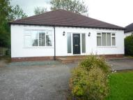 Detached Bungalow in Prestbury Road...