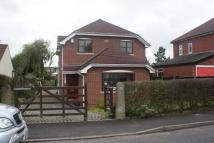 3 bed Detached home in Birtles Road...