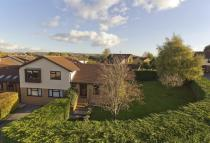 Detached house for sale in Ilminster Close, Nailsea