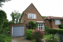 Detached house in Hill Close...