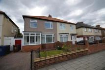 semi detached house in Fenham