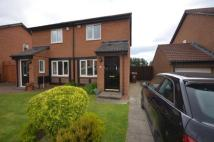 2 bed semi detached home in Denton Burn