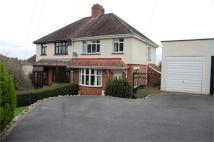 semi detached home in Bradley Road...