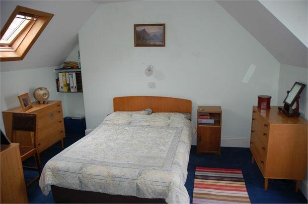 BEDROOM ONE:-