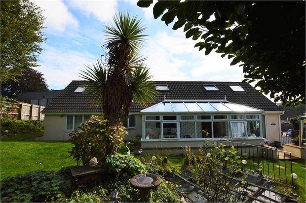 4 Bedroom Detached Bungalow For Sale In Balland Park Ashburton