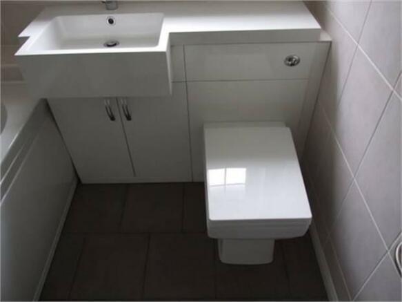 WASH HAND BASIN & WC