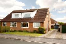 Wicstun Way semi detached property for sale