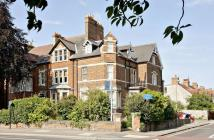12 bed semi detached property in Woodstock Road...