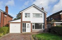 3 bed Detached house to rent in Jackson's Lane...