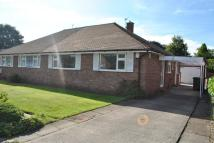 2 bed Semi-Detached Bungalow in Sandringham Drive...
