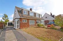 3 bed semi detached house to rent in Stirling Avenue...
