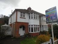 property to rent in 3/4 BEDROOM HOUSE, DALE VALLEY ROAD, SHIRLEY, SOUTHAMPTON