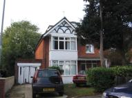 Belmont Road semi detached property to rent