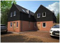 3 bed new house in Upper Street, Maidstone...