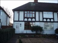 283 Wilford Lane semi detached property to rent