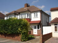 3 bedroom semi detached property to rent in WhittonHounslowTW3