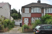 3 bedroom semi detached house in Redfern Avenue, Whitton...