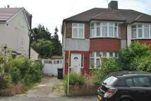 3 bedroom semi detached house in Redfern Avenue, Whitton...