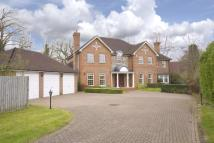 Detached home to rent in Fairmile Lane, Cobham...