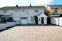 semi detached home in Pontrhydyrun Road...