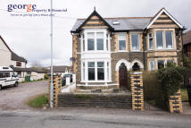 4 bed semi detached home in Gelrick Heol Goch...